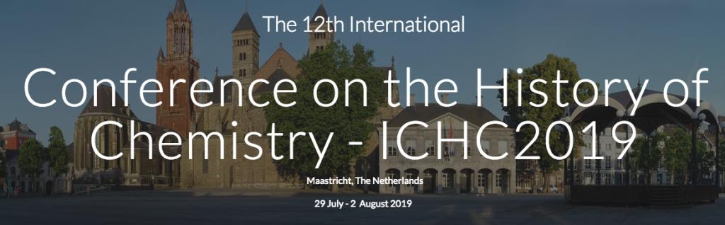 История химии (12ICHC)