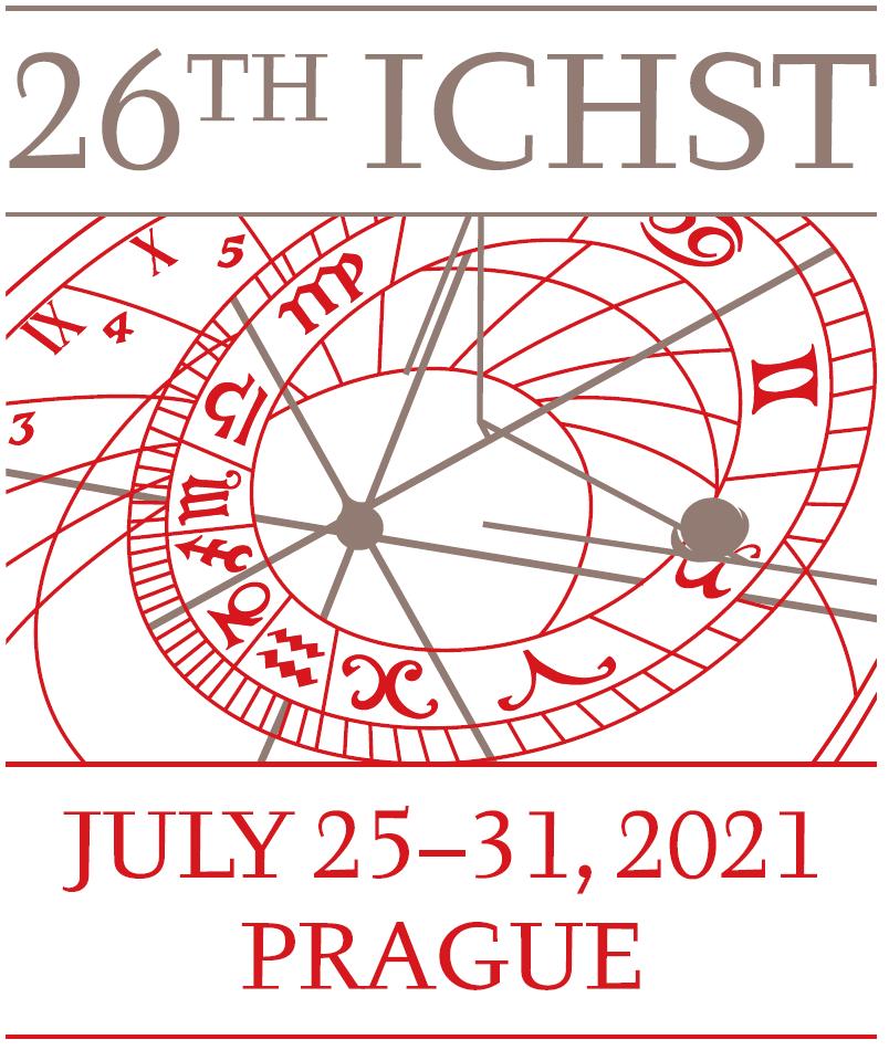 26 Международный конгресс по истории науки и техники (Прага, 25–31 июля 2021 г.)