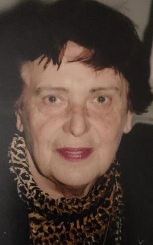Ушла из жизни Ирина Васильевна Лерман                       (23.03.1934 — 03.08.2020)
