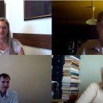 Заседание рабочей группы по разработке Положения о Российском национальном комитете по истории и философии науки и техники Российской академии наук